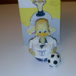 EGGBERTS  EGGBERT Eggland Football player BOXED